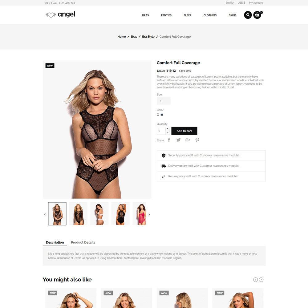 theme - Lingerie & Adulte - Lingerie  - Magasin d'attractions sexuelles en bikini - 7