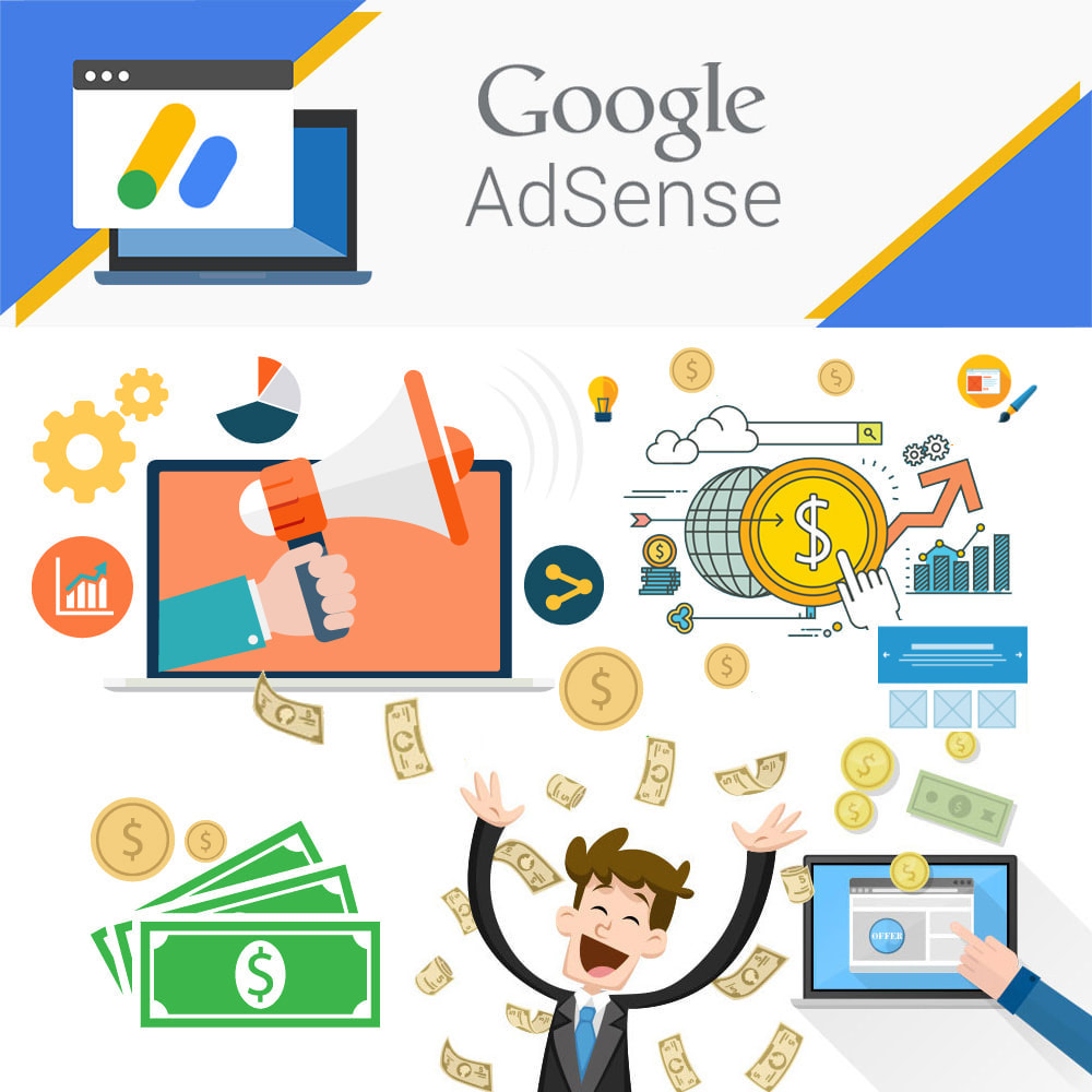 module - Promotions & Marketing - Google AdSense Ads Integration - 1