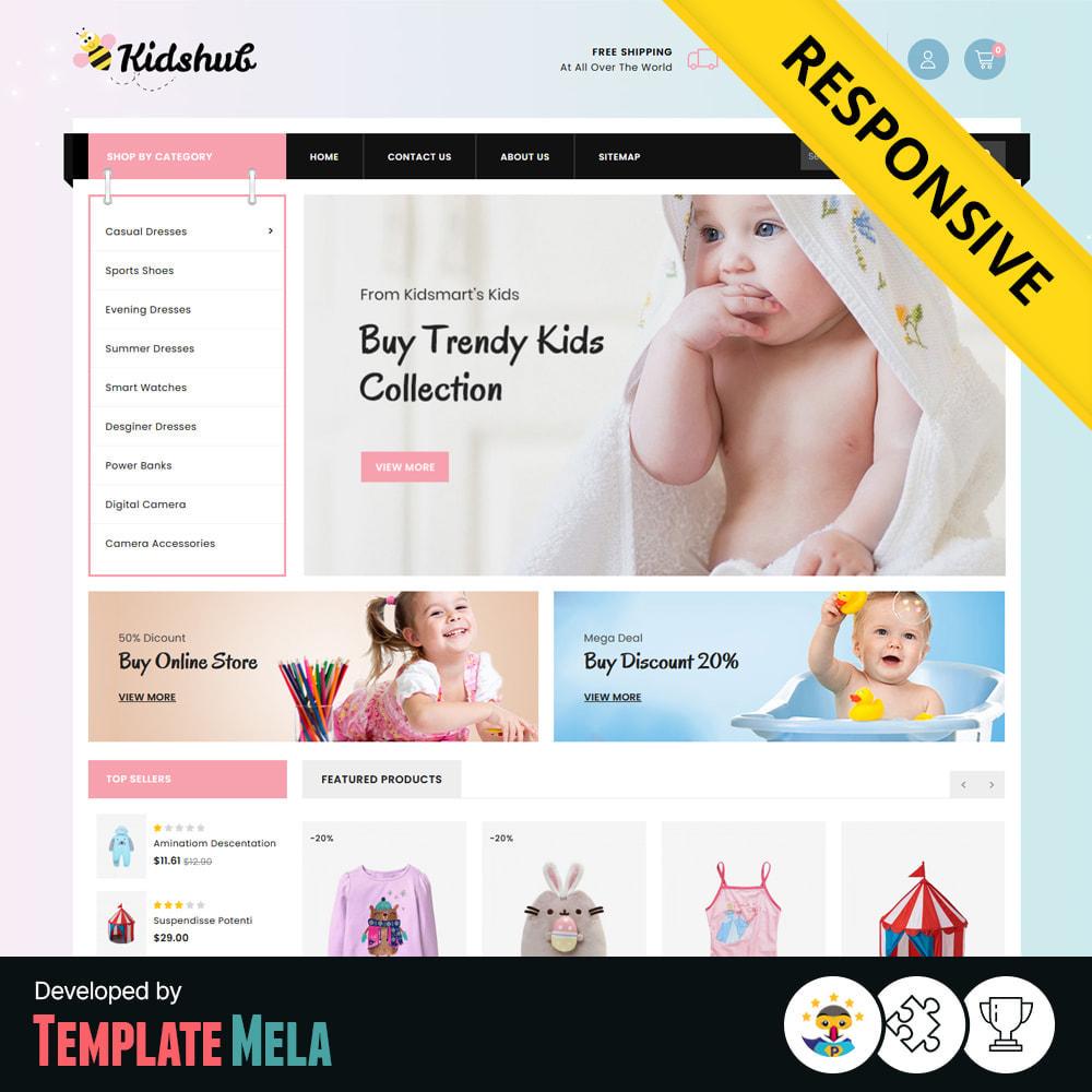 theme - Niños y Juguetes - Kidshut Kids & Toys Store - 1