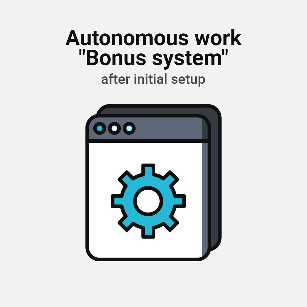 module - Referral & Loyalty Programs - Bonus cashback sustem - 18
