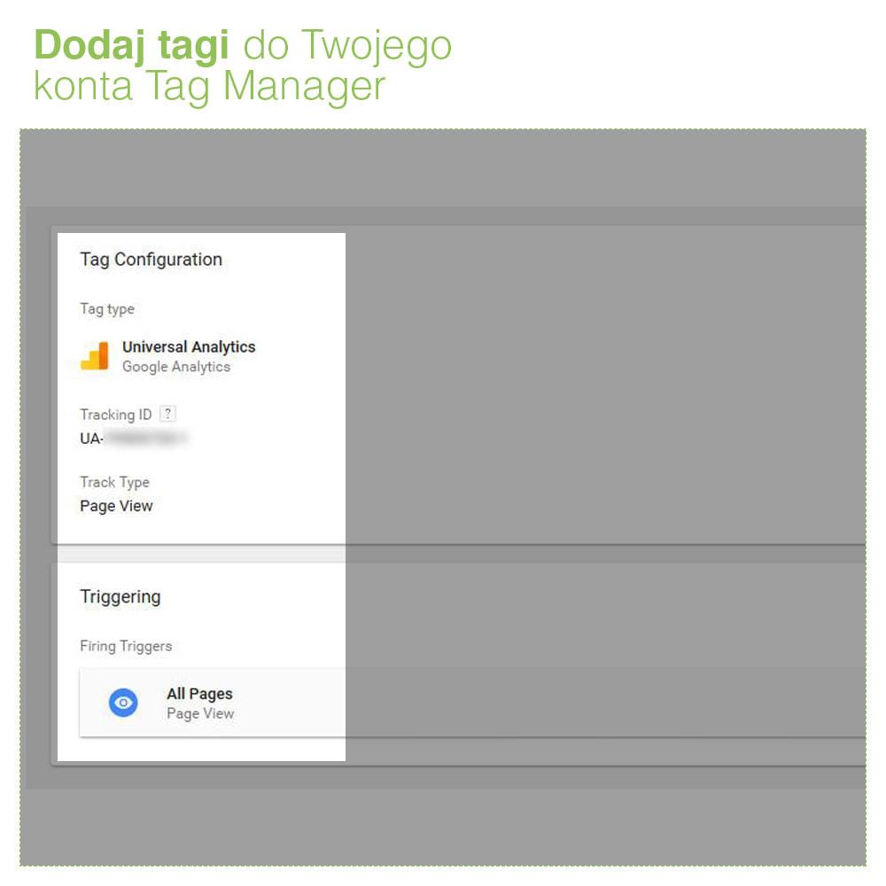 module - Analizy & Statystyki - Google Tag Manager - PRO - 4