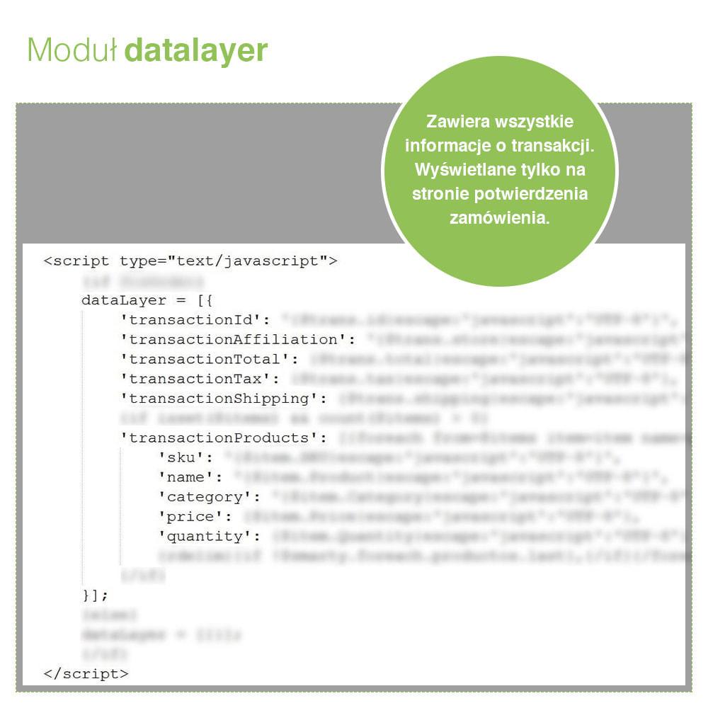 module - Analizy & Statystyki - Google Tag Manager - PRO - 7