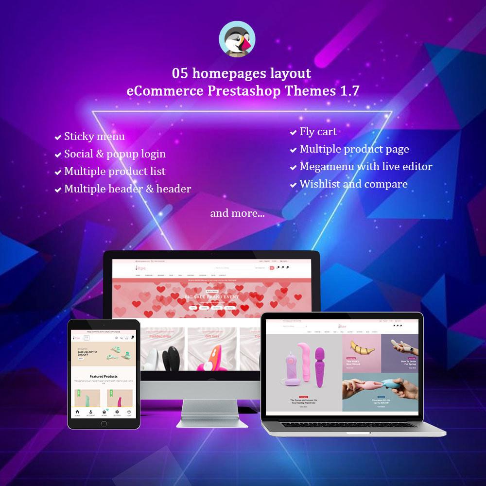 theme - Lenceria y Adultos - Litpe - Lingerie & Adult online store - 1
