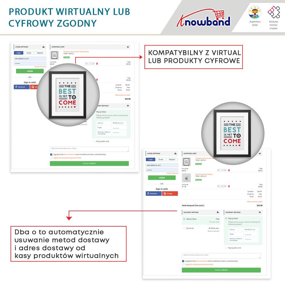 module - Szybki proces składania zamówienia - One Page Checkout, Social Login & Mailchimp - 10