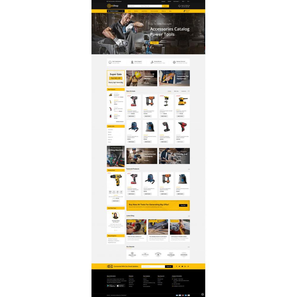 theme - Carros & Motos - Tools Shop - Best Tools Store - 2