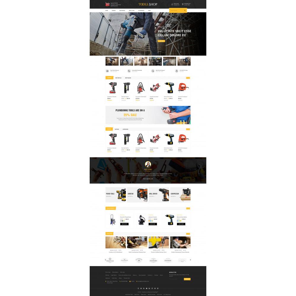 theme - Carros & Motos - Tools Shop - Best Tools Store - 3