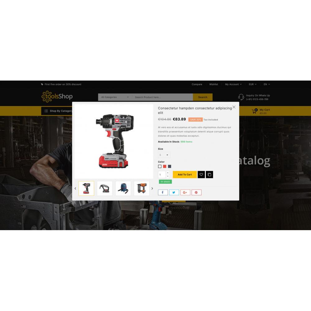 theme - Carros & Motos - Tools Shop - Best Tools Store - 8
