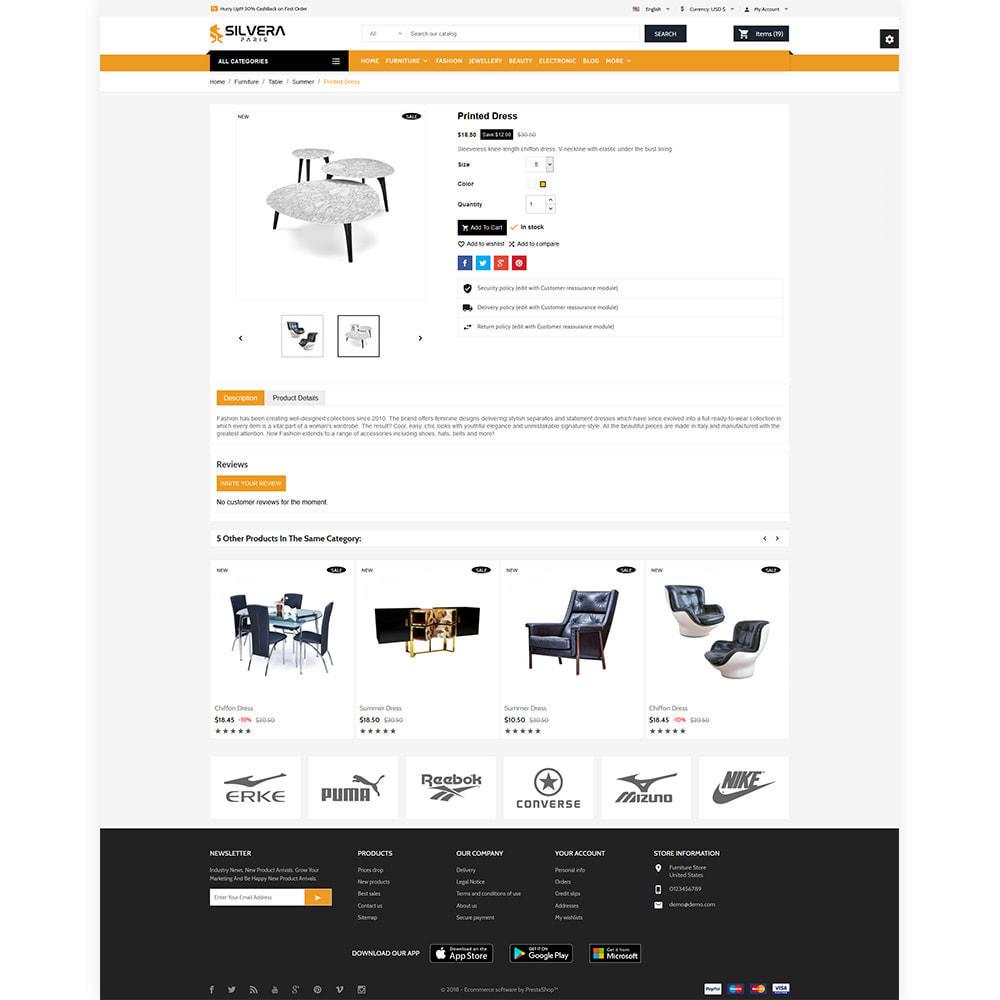 theme - Casa & Giardino - Silvera - Moden Furniture Store - 5