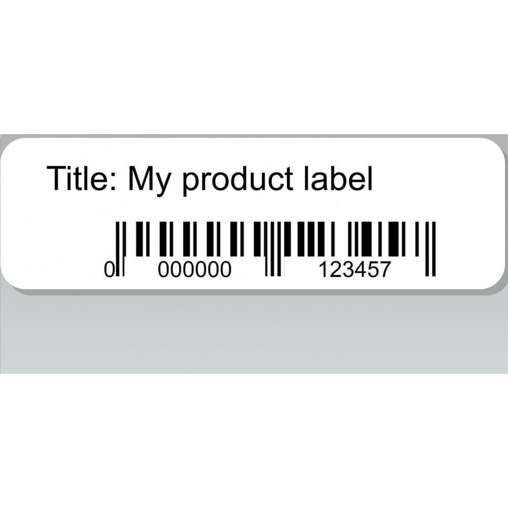 module - Preparazione & Spedizione - Etichette Prodotti / Codici a barre - DirectLabelPrint - 8