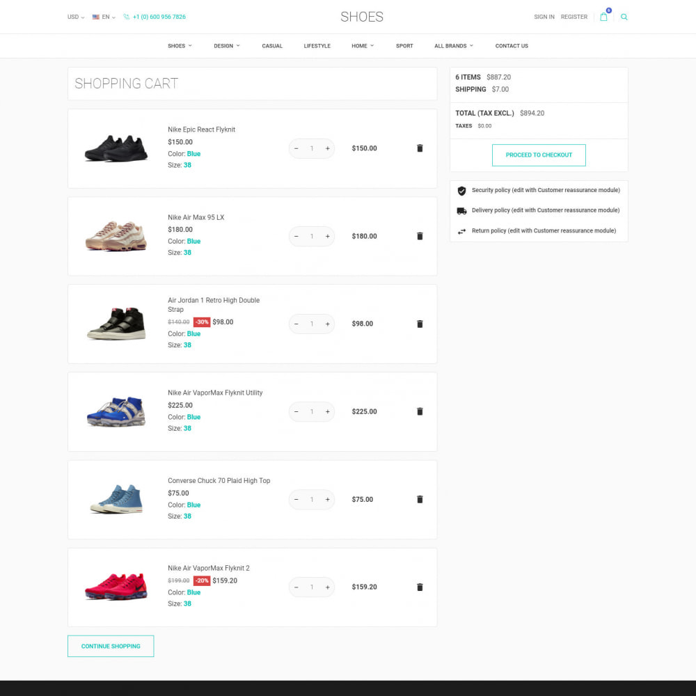 theme - Mode & Chaussures - World Footwear - Magasin de Chaussures - 8