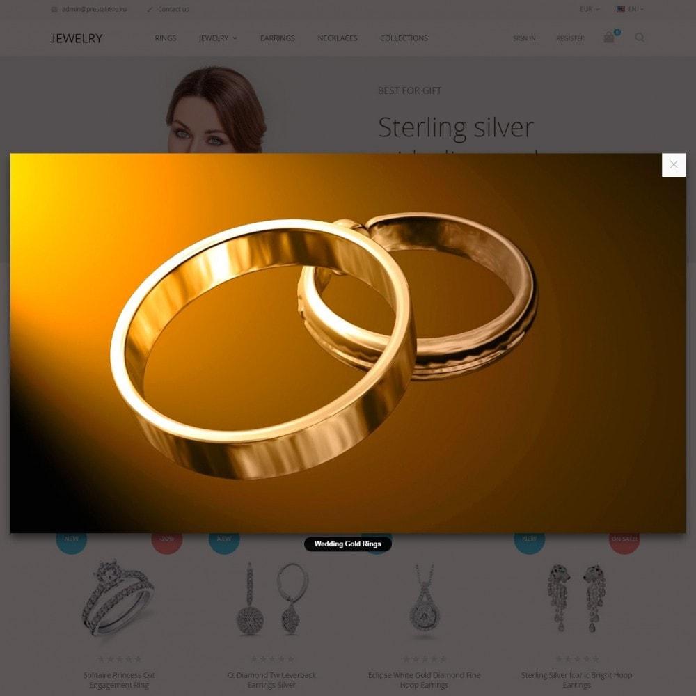 theme - Ювелирные изделия и Аксессуары - Jewelry - Магазин Ювелирных Изделий - 4