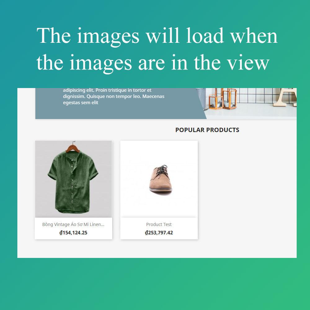 module - Website Performance - Smart optimization - lazy load images - 4