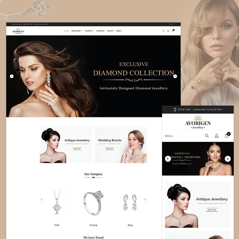 theme - Biżuteria & Akcesoria - Avorigen Jewellery Store - 1