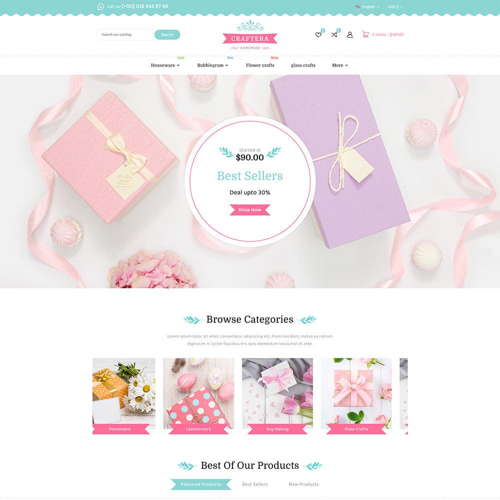 theme - Prezenty, Kwiaty & Uroczystości - Carftera - Gifts Flowers Celebrations Store - 2