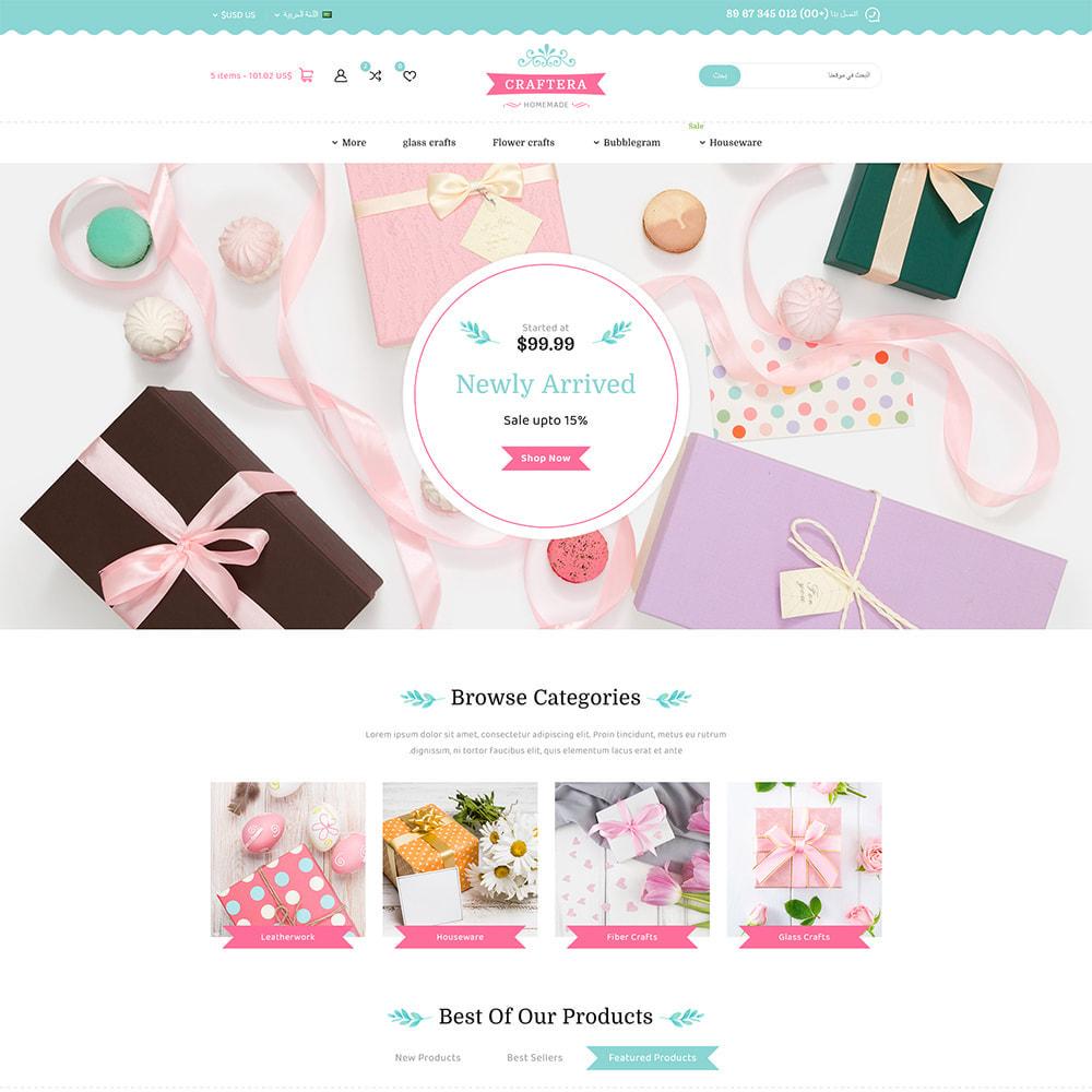 theme - Prezenty, Kwiaty & Uroczystości - Carftera - Gifts Flowers Celebrations Store - 3