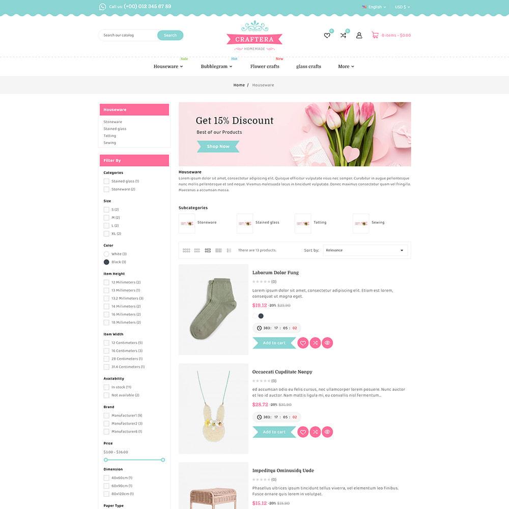 theme - Подарки, Цветы и праздничные товары - Carftera - Gifts Flowers Celebrations Store - 7