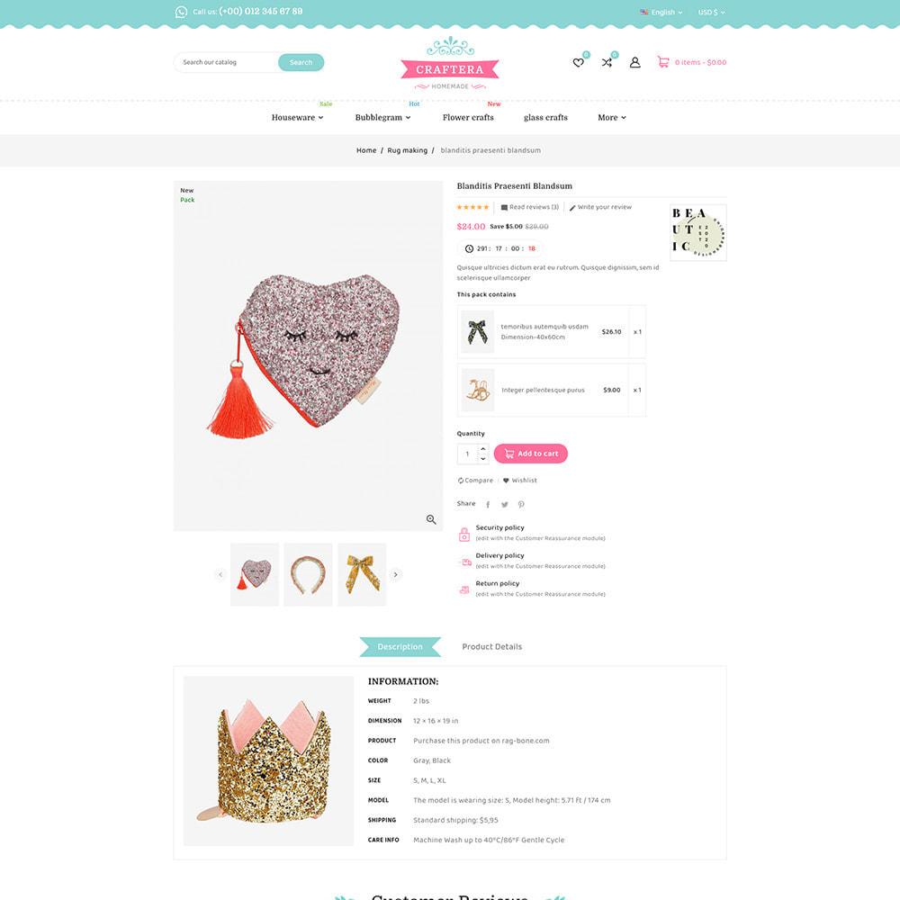 theme - Prezenty, Kwiaty & Uroczystości - Carftera - Gifts Flowers Celebrations Store - 9