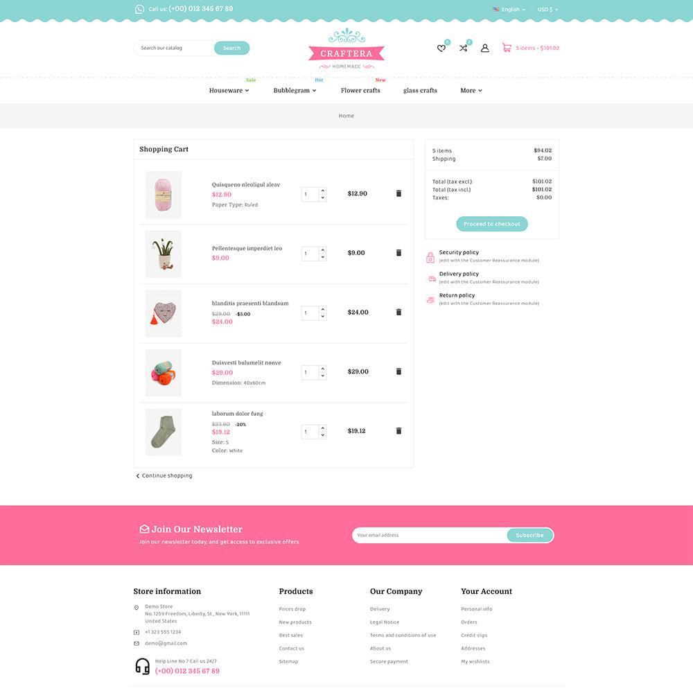 theme - Prezenty, Kwiaty & Uroczystości - Carftera - Gifts Flowers Celebrations Store - 11
