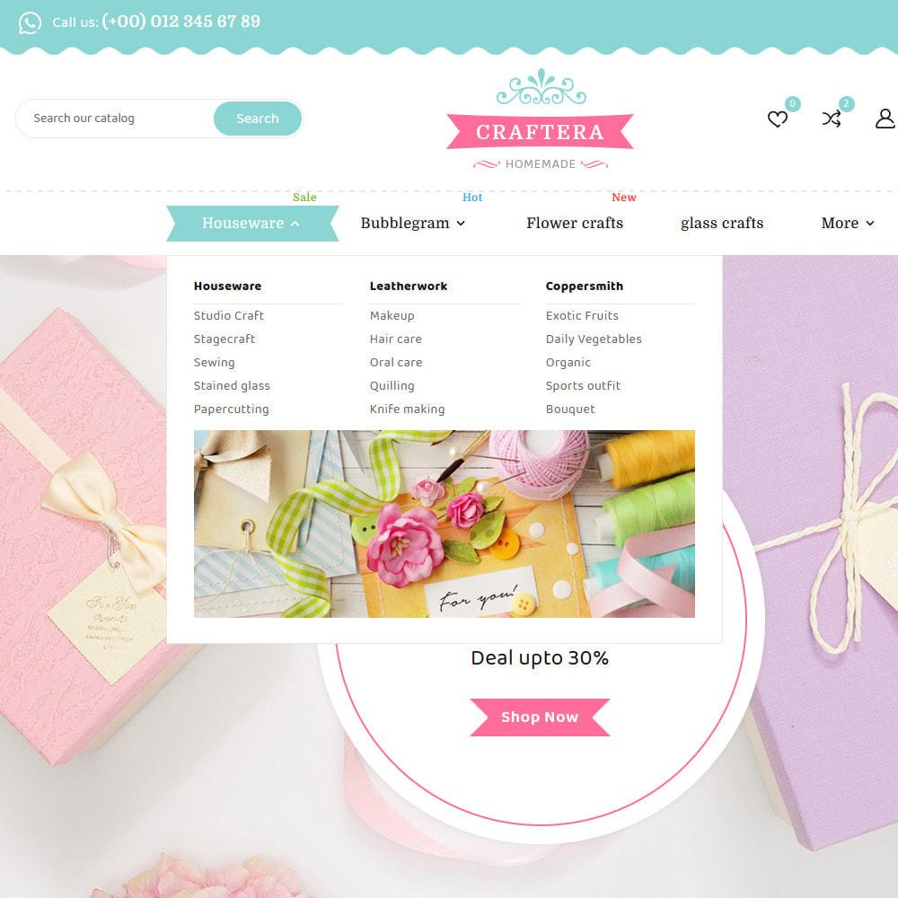 theme - Подарки, Цветы и праздничные товары - Carftera - Gifts Flowers Celebrations Store - 12