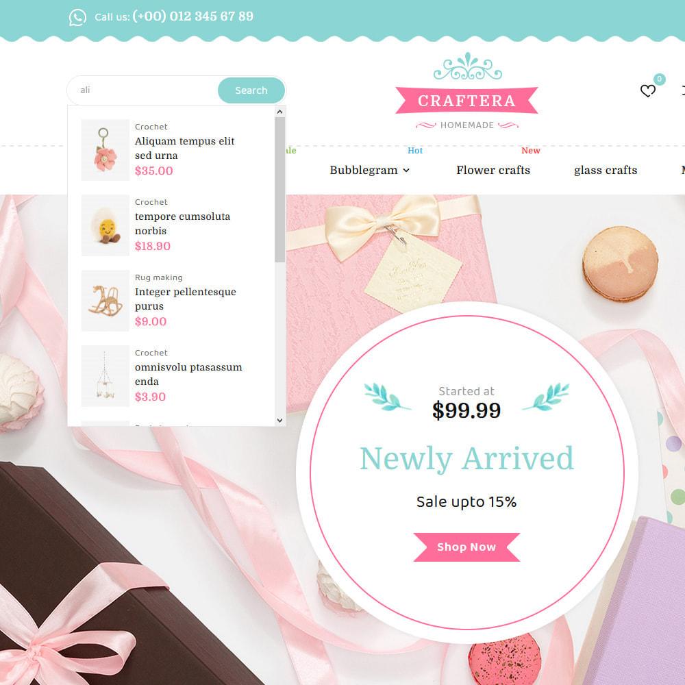 theme - Подарки, Цветы и праздничные товары - Carftera - Gifts Flowers Celebrations Store - 14