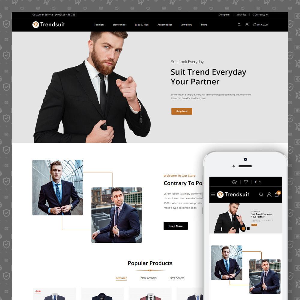 theme - Fashion & Shoes - Trendsuit - Suits & Blazers Store - 1