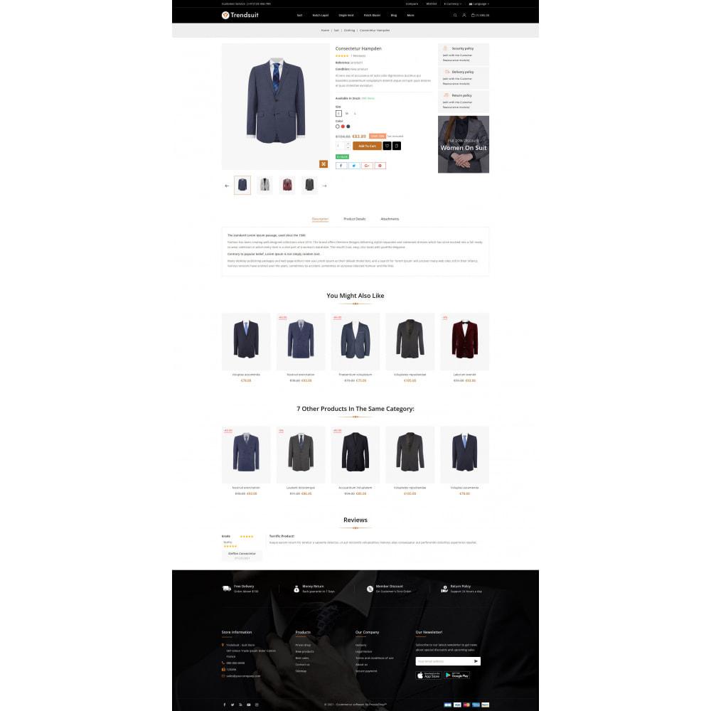 theme - Fashion & Shoes - Trendsuit - Suits & Blazers Store - 5