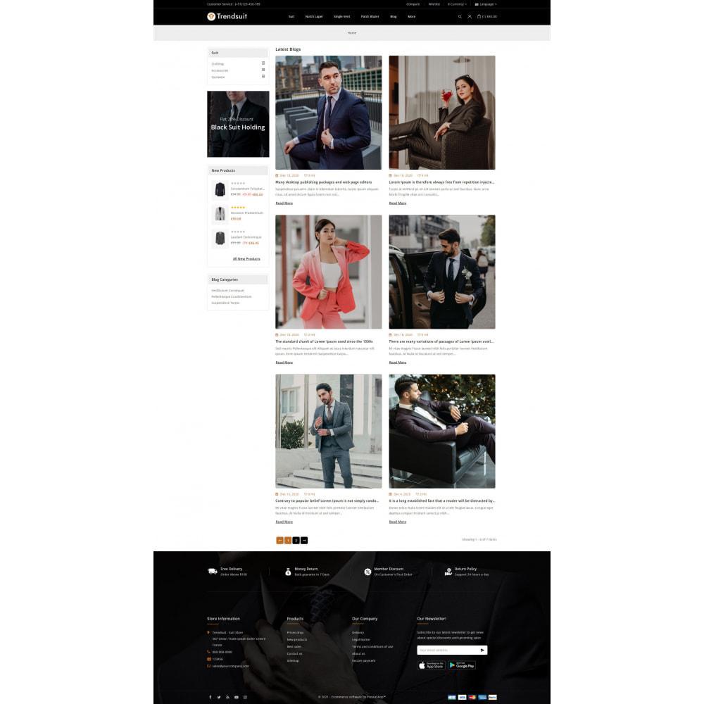 theme - Fashion & Shoes - Trendsuit - Suits & Blazers Store - 9