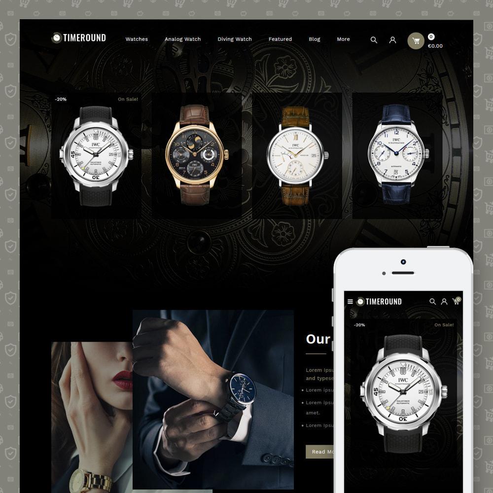 theme - Schmuck & Accesoires - TimeRound - Watch Store - 1