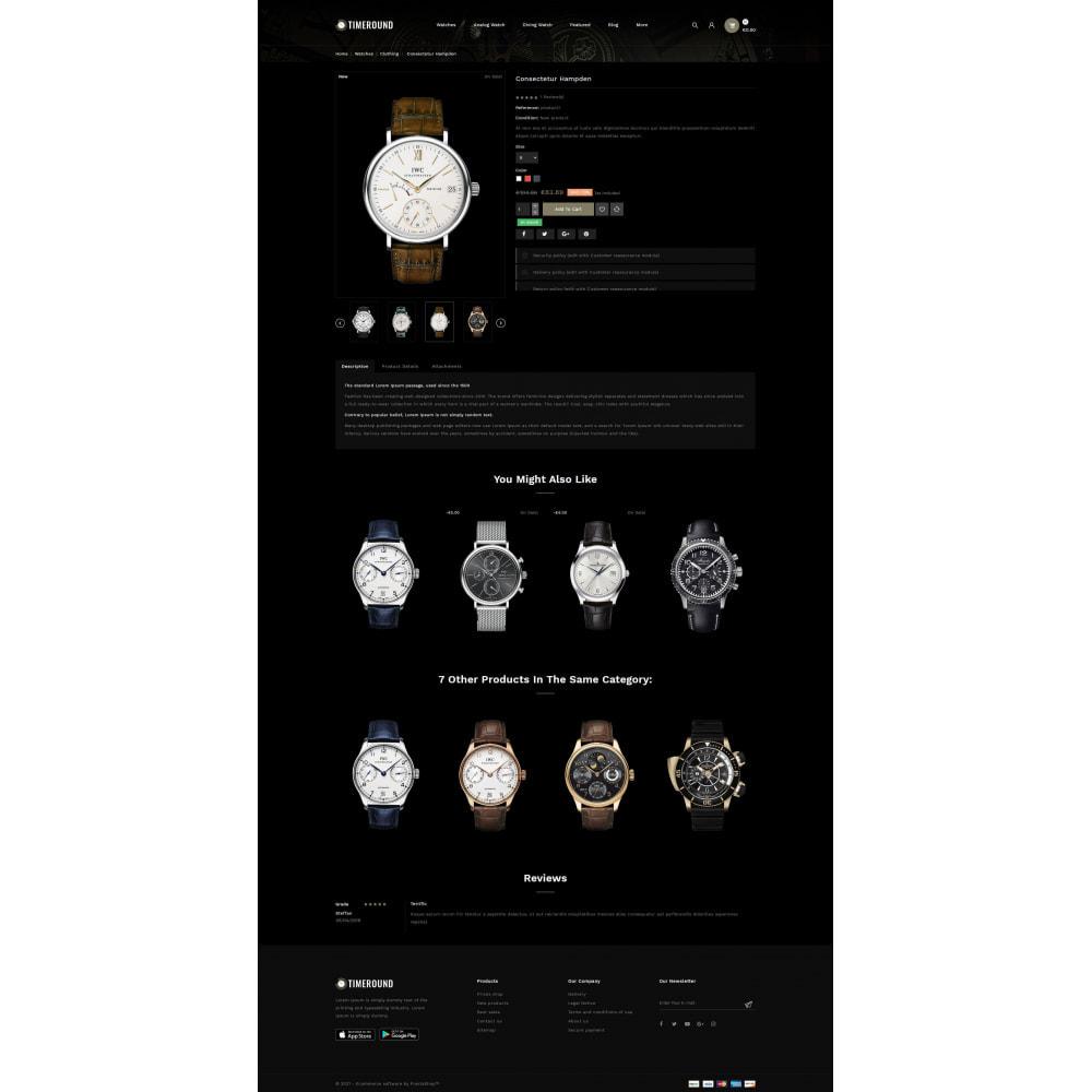 theme - Schmuck & Accesoires - TimeRound - Watch Store - 5