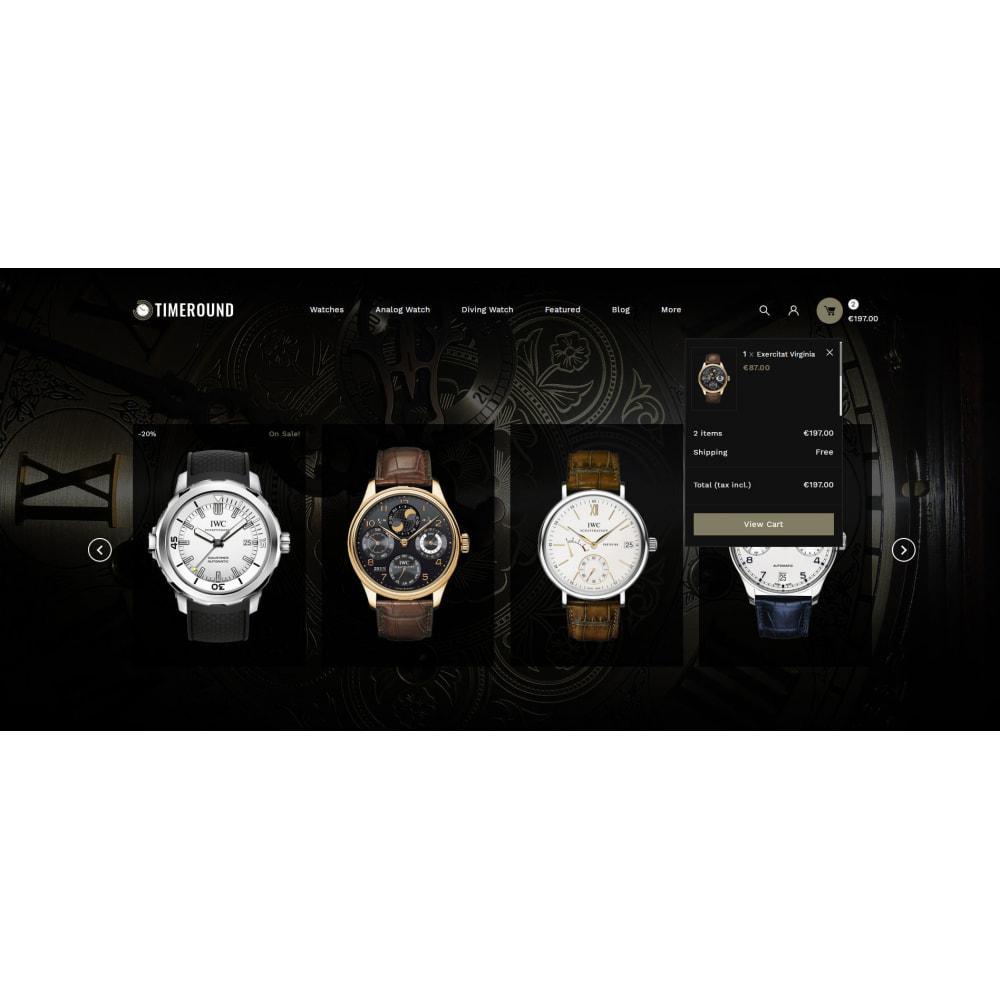 theme - Schmuck & Accesoires - TimeRound - Watch Store - 8