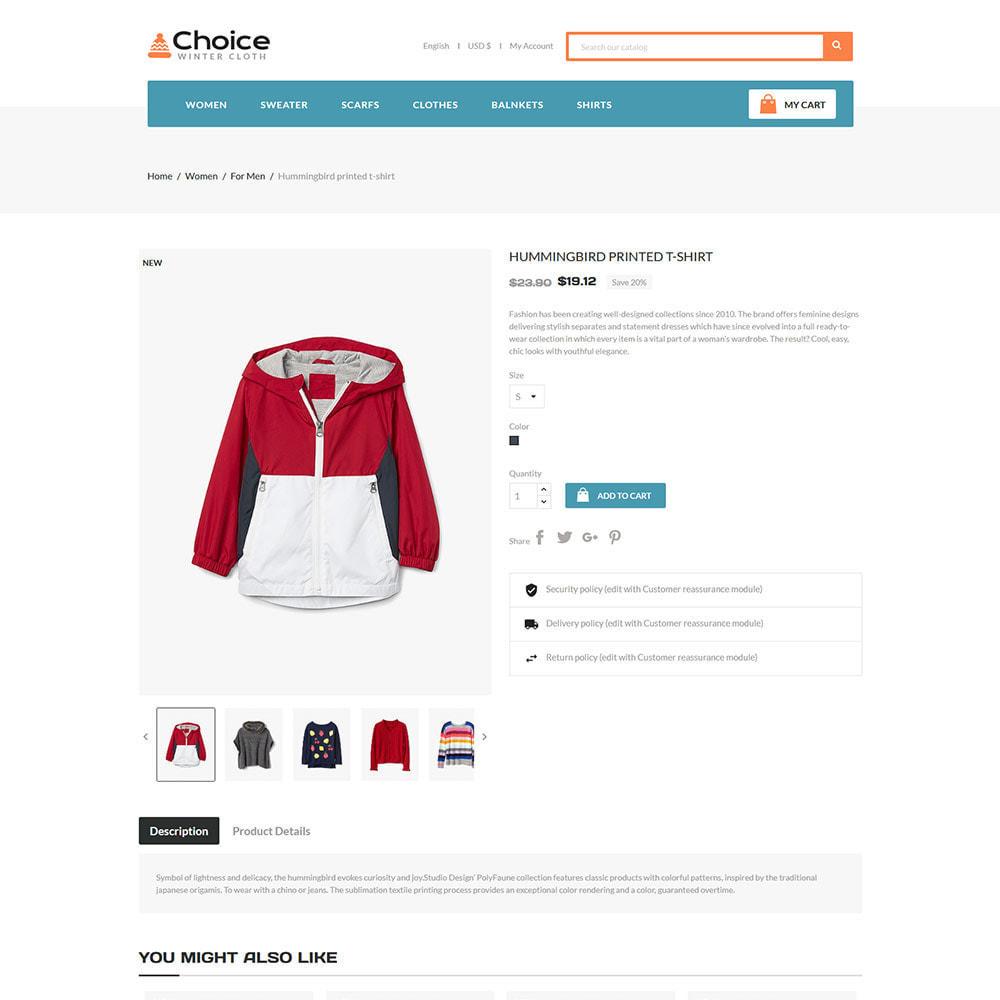 theme - Mode & Chaussures - Choice Bag - Magasin de costumes de mode - 6