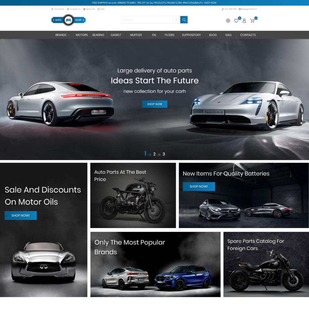 theme - Automotive & Cars - Auto - Car & Bike, Sport & Travel, Games & Art, Garden - 2