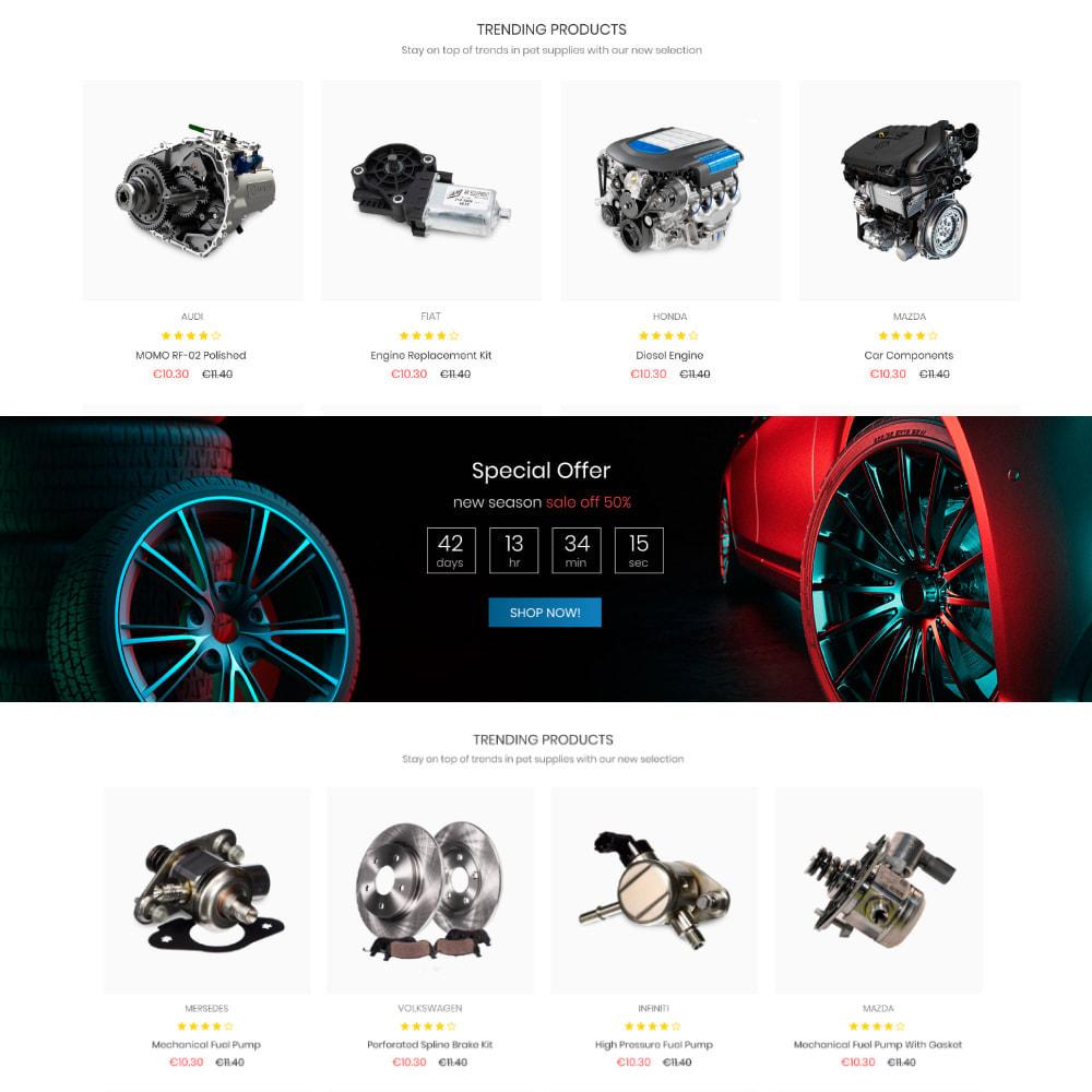 theme - Automotive & Cars - Auto - Car & Bike, Sport & Travel, Games & Art, Garden - 3