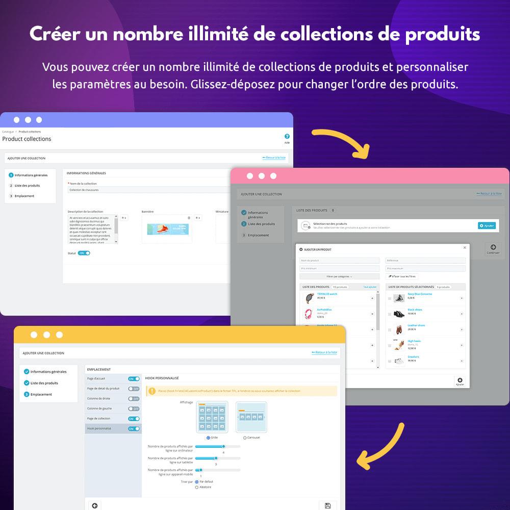 module - Visuels des produits - Collections de Produits - 7