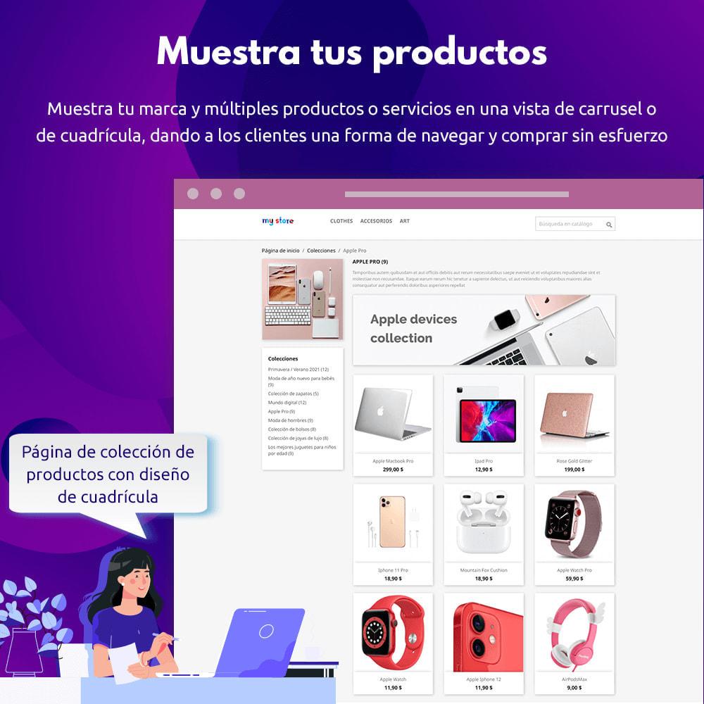 module - Fotos de productos - Colecciones de Productos - 2