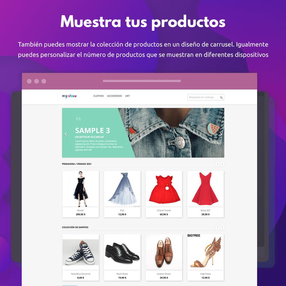 module - Fotos de productos - Colecciones de Productos - 3