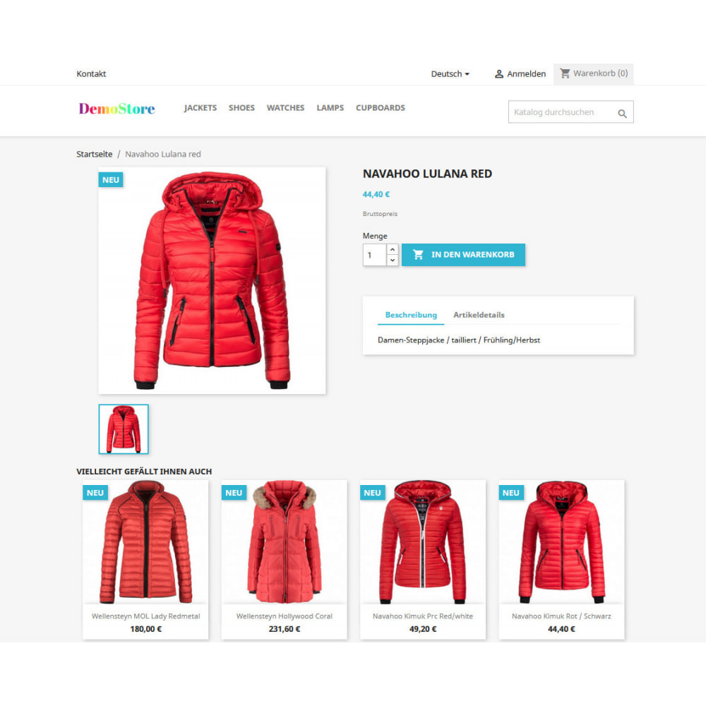 module - Cross-selling & Product Bundles - Recommendation of similar looking products - 1