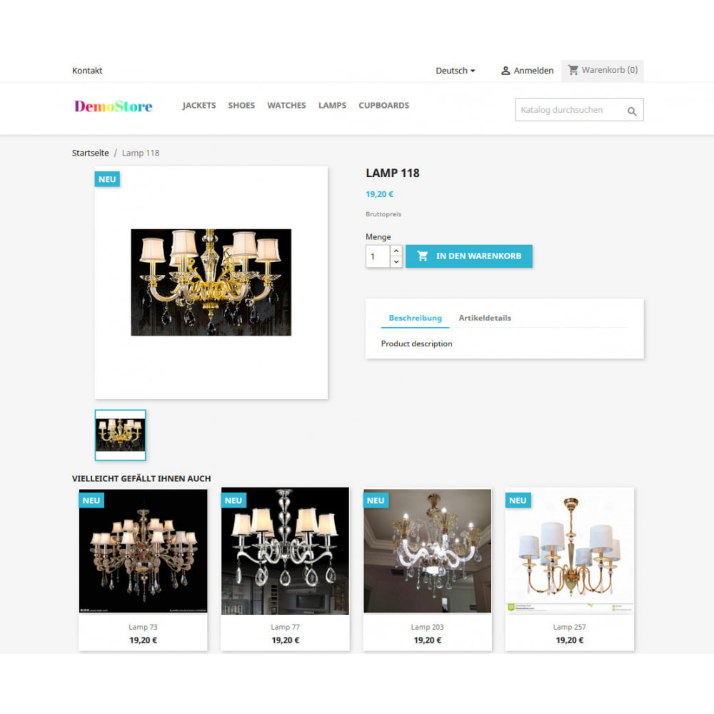 module - Cross-Selling & Produktbundles - Empfehlung ähnlich aussehender Produkte - 4