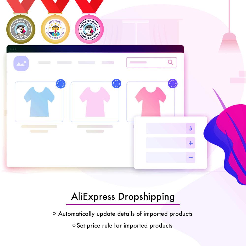module - Dropshipping - AliExpress Dropshipping - Product Importer - 2
