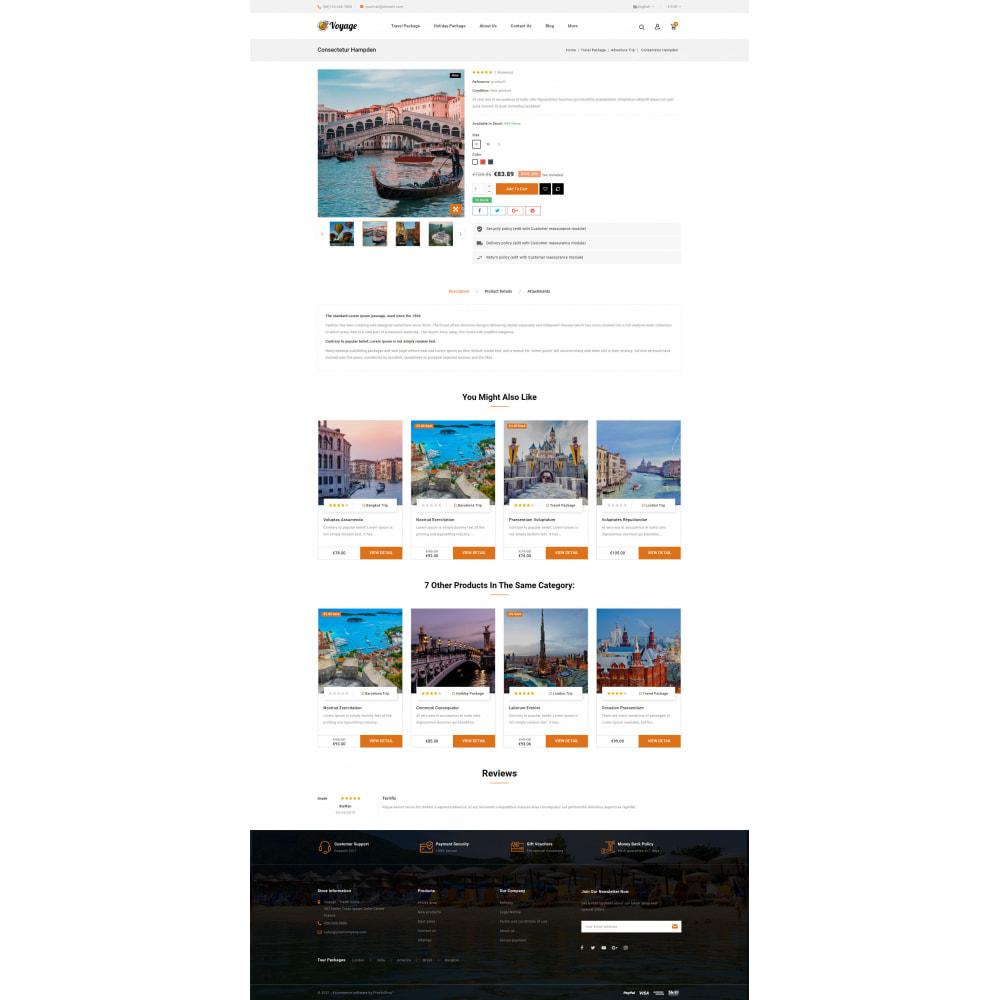 theme - Sport, Attività & Viaggi - Voyage - Travels Store - 5