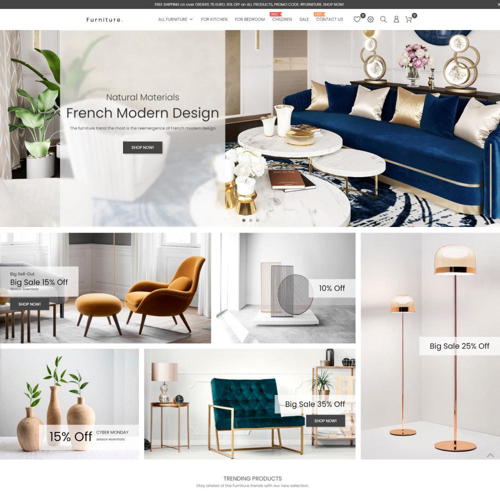 theme - Hogar y Jardín - Furniture & Interior - Home & Garden, Decor, Kitchen - 2