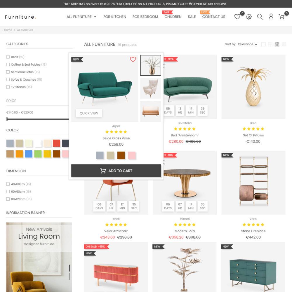 theme - Hogar y Jardín - Furniture & Interior - Home & Garden, Decor, Kitchen - 5