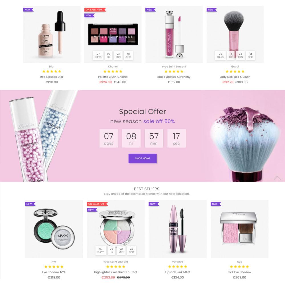 theme - Santé & Beauté - Cosmetics - Health & Beauty, Medicine, Drug, Art - 3