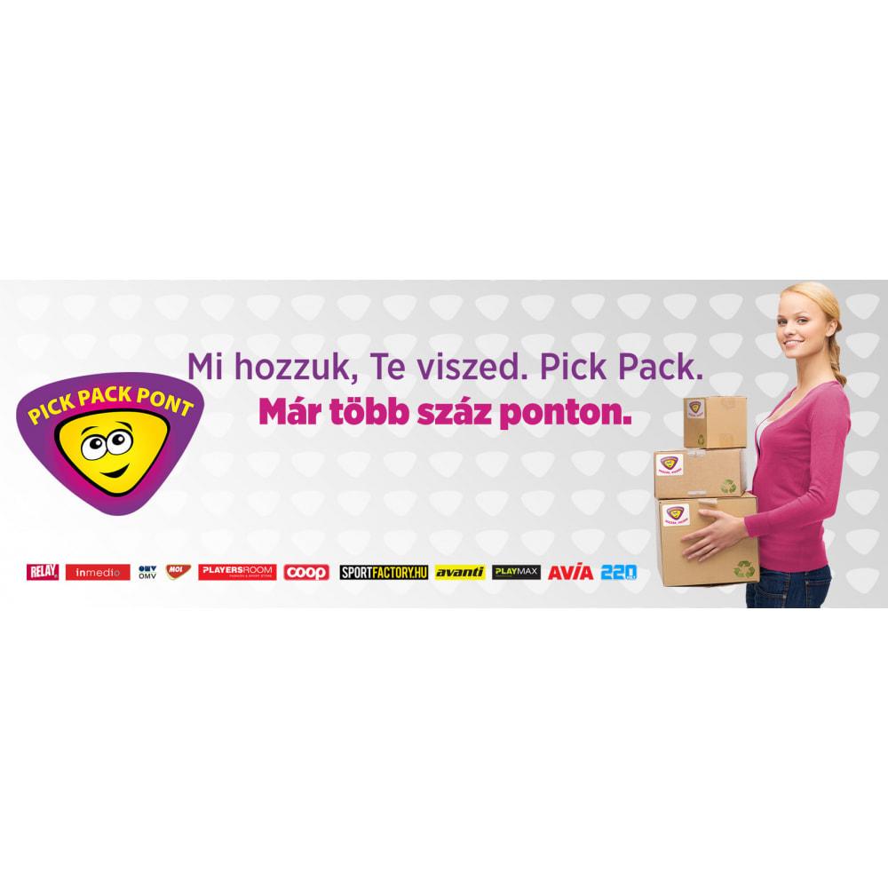 module - Tracciamento Spedizione - Pick Pack Pont Hungary - 2
