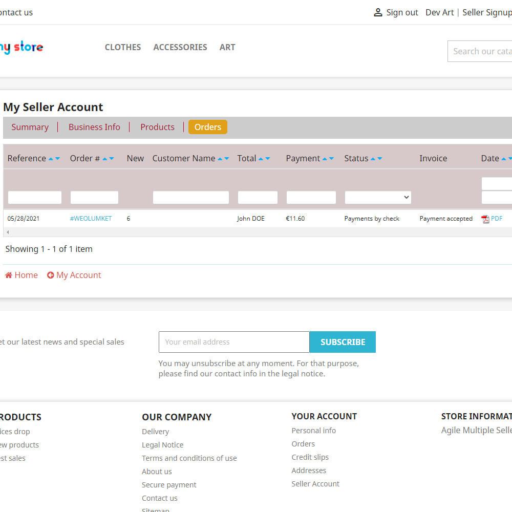 module - Criação de Marketplace - Agile Multiple Seller 1.7 - 8