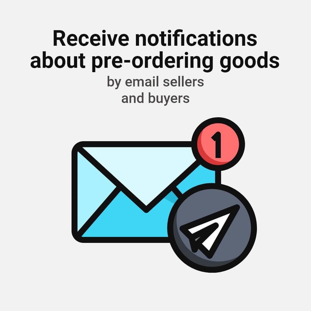 module - Registration & Ordering Process - Pre-Order - 8