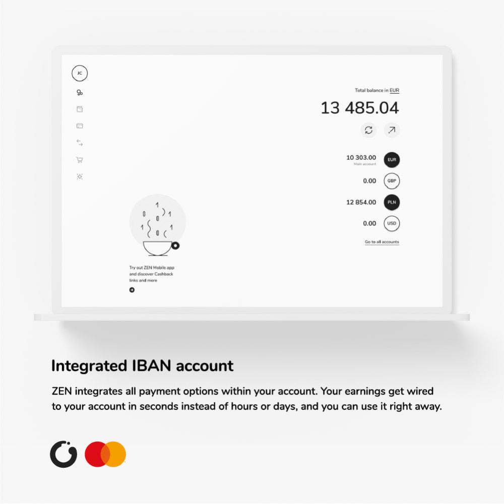 module - Платежи и платежные системы - ZEN.com Official - 3