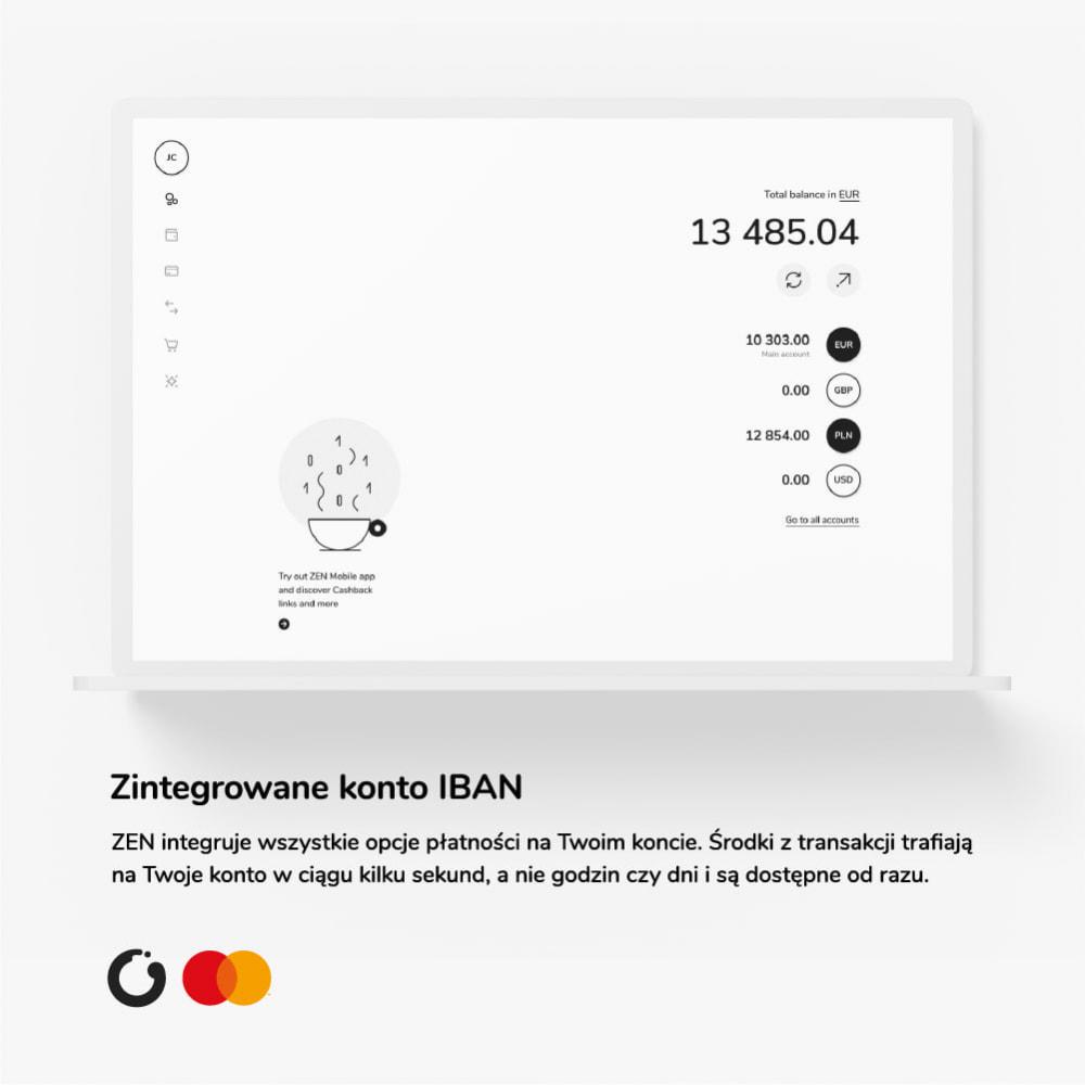 module - Płatności - ZEN.com Oficjalny Moduł - 3