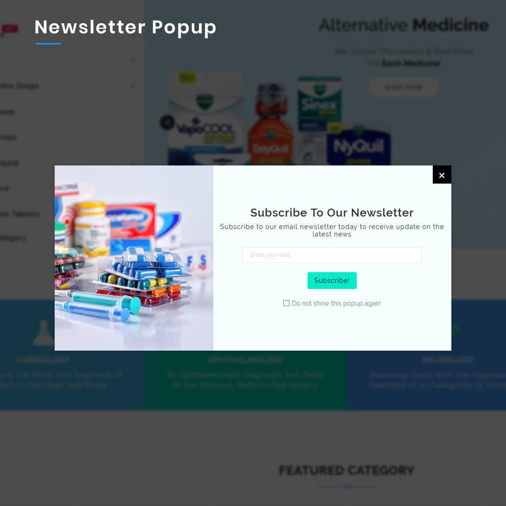 theme - Gesundheit & Schönheit - Medico Mega Medicine–Drug Pharmacy–Medical Super Store - 8