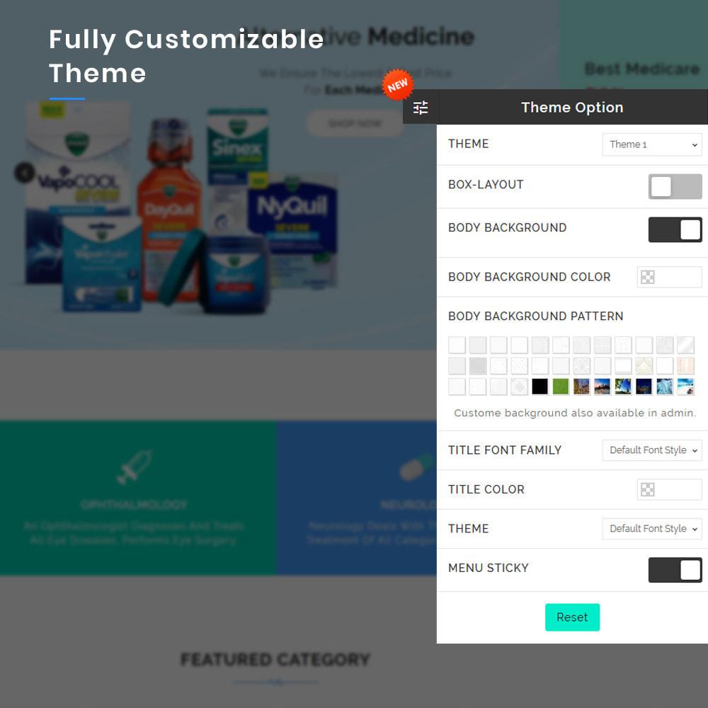 theme - Gesundheit & Schönheit - Medico Mega Medicine–Drug Pharmacy–Medical Super Store - 12